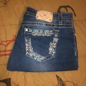 ❤️AWESOME❤️MISS ME Curvy Skinny Jeans